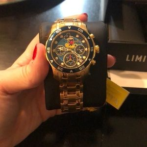Limited Edition Mickey Watch from Invicta